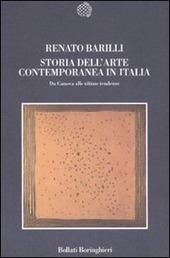 Storia dell'arte contemporanea in Italia. Da Canova alle ultime tendenze 1789-2006