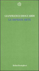Libro Le imprese rete Gianfranco Dioguardi
