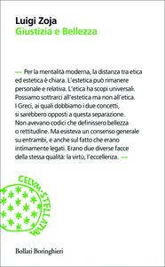 Libro Giustizia e bellezza Luigi Zoja