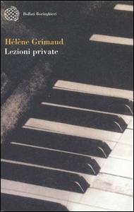 Libro Lezioni private Hélène Grimaud