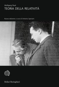 Libro Teoria della relatività Wolfgang Pauli