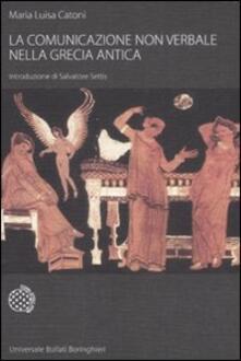 Atomicabionda-ilfilm.it La comunicazione non verbale nella Grecia antica Image