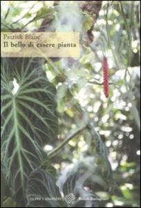 Il bello di essere pianta