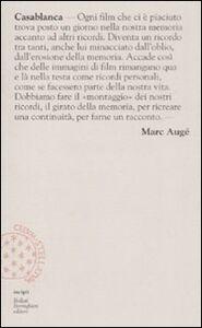 Foto Cover di Casablanca, Libro di Marc Augé, edito da Bollati Boringhieri