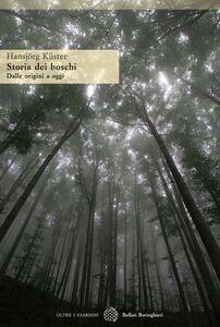 Libro Storia dei boschi. Dalle origini a oggi Hansjörg Küster