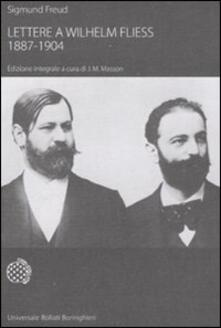 Winniearcher.com Lettere a Wilhelm Fliess (1887-1904) Image
