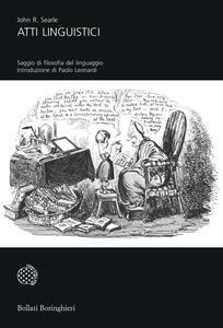 Atti linguistici. Saggi di filosofia del linguaggio