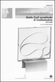 Squillogame.it Guido Carli presidente di Confindustria (1976-1980) Image