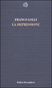 Libro La depressione Franco Lolli