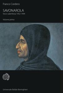 Libro Savonarola Franco Cordero