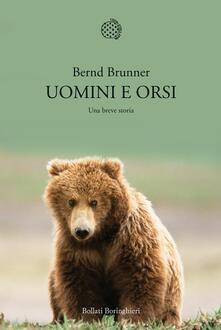 Osteriacasadimare.it Uomini e orsi. Una breve storia Image