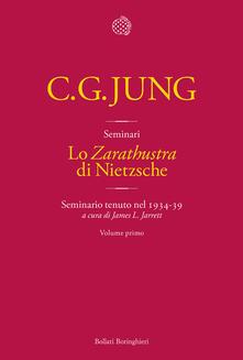 Lo «Zarathustra» di Nietzsche. Seminario tenuto nel 1934-39. Vol. 1: Maggio 1934-marzo 1935..pdf