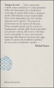 Libro Tempo di crisi Michel Serres