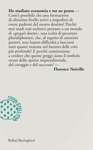 Foto Cover di Ho studiato economia e me ne pento, Libro di Florence Noiville, edito da Bollati Boringhieri