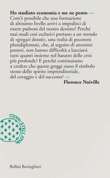Ho studiato economia e me ne pento - Florence Noiville - copertina