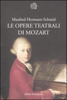 Tegliowinterrun.it Le opere teatrali di Mozart Image