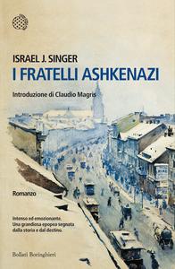 Libro I fratelli Ashkenazi Israel J. Singer
