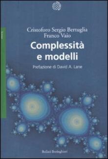 Antondemarirreguera.es Complessità e modelli. Un nuovo quadro interpretativo per la modellizzazione nelle scienze della natura e della società Image