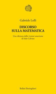 Winniearcher.com Discorso sulla matematica. Una rilettura delle Lezioni americane di Italo Calvino Image