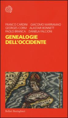 Listadelpopolo.it Genealogie dell'Occidente Image