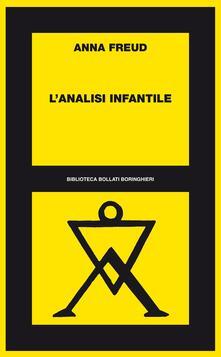 L' analisi infantile - Anna Freud - copertina