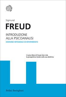 Osteriacasadimare.it Introduzione alla psicoanalisi. Ediz. integrale Image