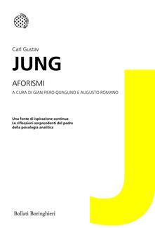 Aforismi - Carl Gustav Jung - copertina