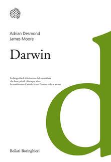 Darwin - Adrian Desmond,James Moore - copertina