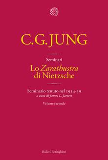 Voluntariadobaleares2014.es Lo «Zarathustra» di Nietzsche. Seminario tenuto nel 1934-39. Vol. 2 Image