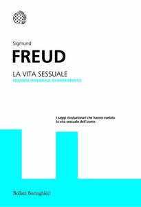 Libro La vita sessuale Sigmund Freud