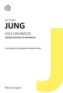 L' io e l'inconscio - Carl Gustav Jung - copertina