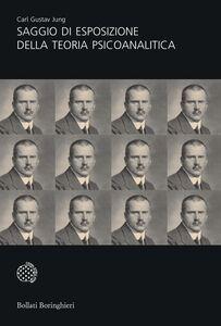 Foto Cover di Saggio di esposizione della teoria psicoanalitica, Libro di Carl Gustav Jung, edito da Bollati Boringhieri