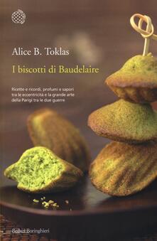 Osteriacasadimare.it I biscotti di Baudelaire. Il libro di cucina di Alice B. Toklas Image