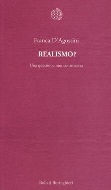 Amatigota.it Realismo? Una questione non controversa Image