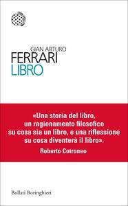 Libro - G. Arturo Ferrari - copertina
