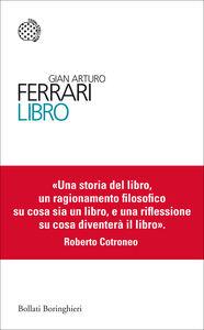 Foto Cover di Libro, Libro di G. Arturo Ferrari, edito da Bollati Boringhieri