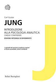 Introduzione alla psicologia analitica. Cinque conferenze - Carl Gustav Jung - copertina