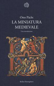 Libro La miniatura medievale. Una introduzione Otto Pächt