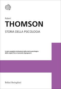 Libro Storia della psicologia Robert Thomson