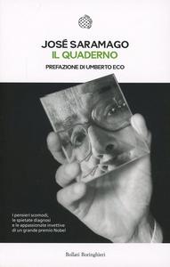 Libro Il quaderno José Saramago