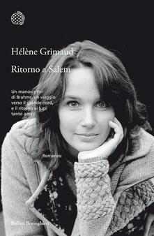 Ritorno a Salem - Hélène Grimaud - copertina