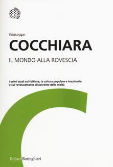 Il mondo alla rovescia - Giuseppe Cocchiara - copertina
