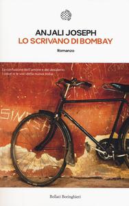 Libro Lo scrivano di Bombay Anjali Joseph