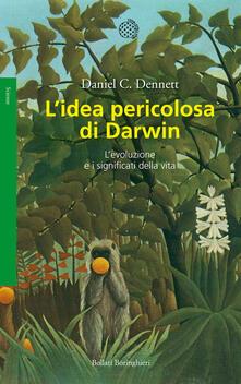 Voluntariadobaleares2014.es L' idea pericolosa di Darwin. L'evoluzione e i significati della vita Image