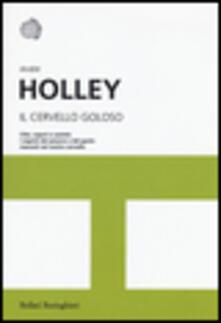 Il cervello goloso - André Holley - copertina