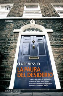 La paura del desiderio - Claire Messud - copertina