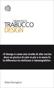 Libro Design Francesco Trabucco