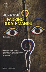 Libro Il padrino di Kathmandu John Burdett