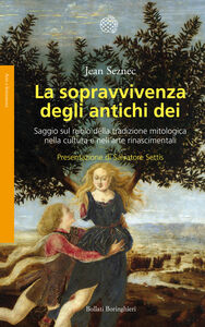 Libro La sopravvivenza degli antichi dei Jean Seznec