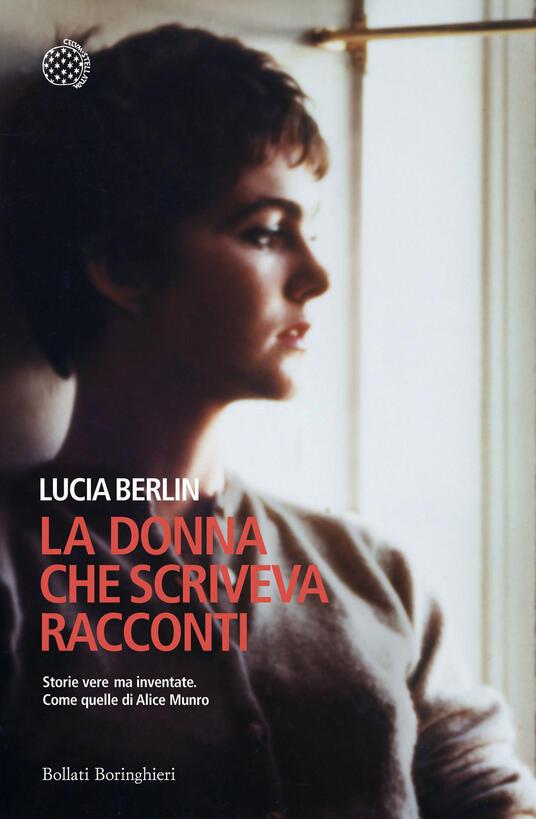 La donna che scriveva racconti - Lucia Berlin - copertina